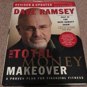 Dave Ramsey-The Total Money Makeover Hardback Book